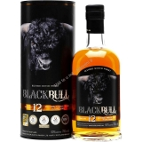 Black Bull 12tiletá blended whisky 0,7