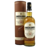 Knockando 12tiletá single malt whisky 0,7