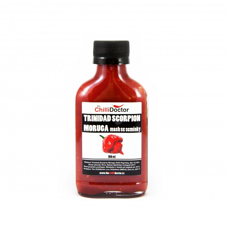 Scorpion Trinidad Moruga mash 100 ml