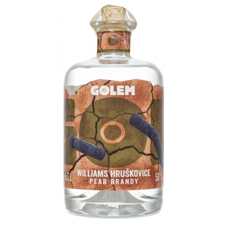 Golem Williams hruškovice 1l