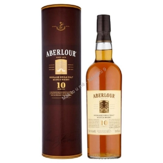 Aberlour 10tiletá Highland Single malt whisky